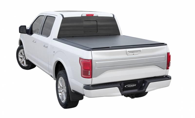 Access 2017-2018 Ford F250 F350 F450 Super Duty Lincoln Mark LT 8' Box includes dually Toolbox Tonneau Covers 61409
