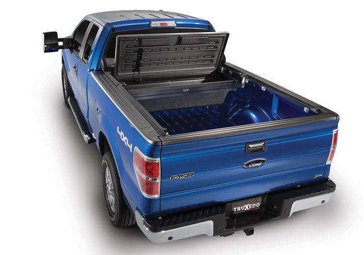 TruXedo Fits Most Full Size Trucks except Flareside, Stepside or Composite Beds TonneauMate Toolbox 1117416