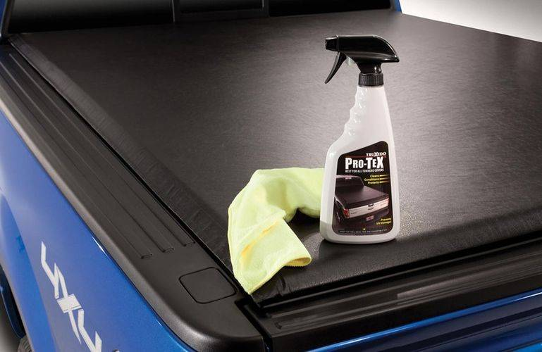 TruXedo All Pro TeX Protectant Spray 20oz. ships in multiples of 6 TL - Pro-TeX Bed Size Tonneau Cover 1704511