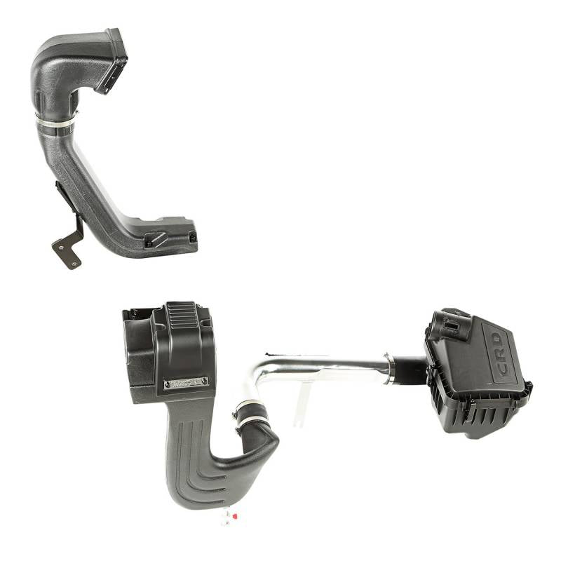 Rugged Ridge 2007-2018 Jeep Wrangler JK Unlimited 2.8L diesel engine XHD Low High Mount Snorkel System 17756.23