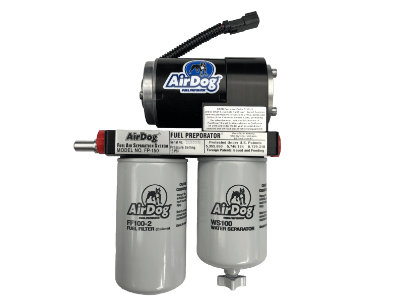 AirDog 1998-2004 Dodge Ram 5.9L Cummins Without In-Tank Fuel Pump A4SPBD001