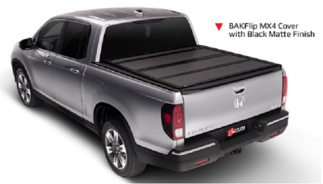 BAKFlip 2020 Jeep Gladiator G2 Bed Size 5' Tonneau Cover 226701