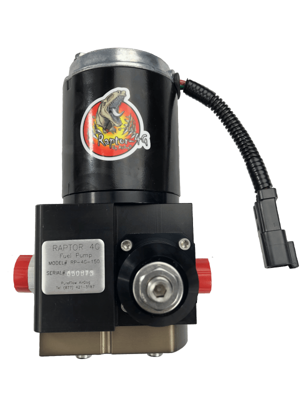 AirDog 1998-2002 Dodge Ram 5.9L Cummins Raptor RP-4G-150 With In-Tank Fuel Pump R4SBD360