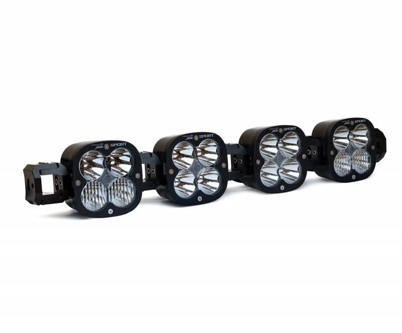Baja Desgins XL Linkable 4 XL Clear LED Light Bar 740002