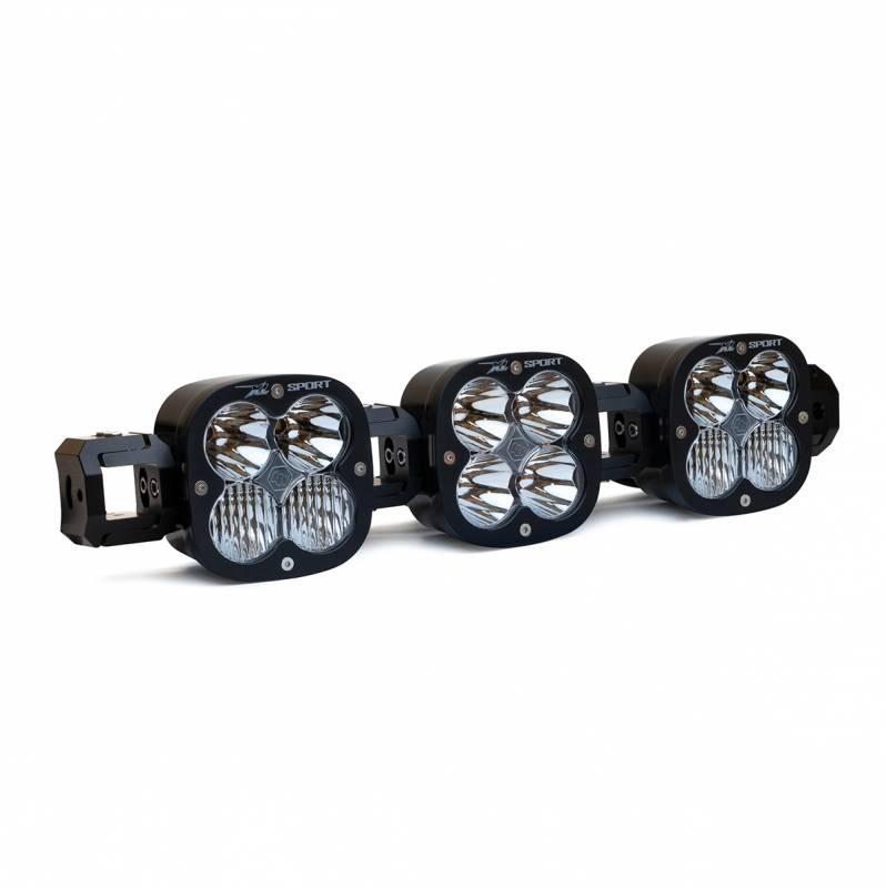 Baja Desgins XL Linkable 3 XL Clear LED Light Bar 740001