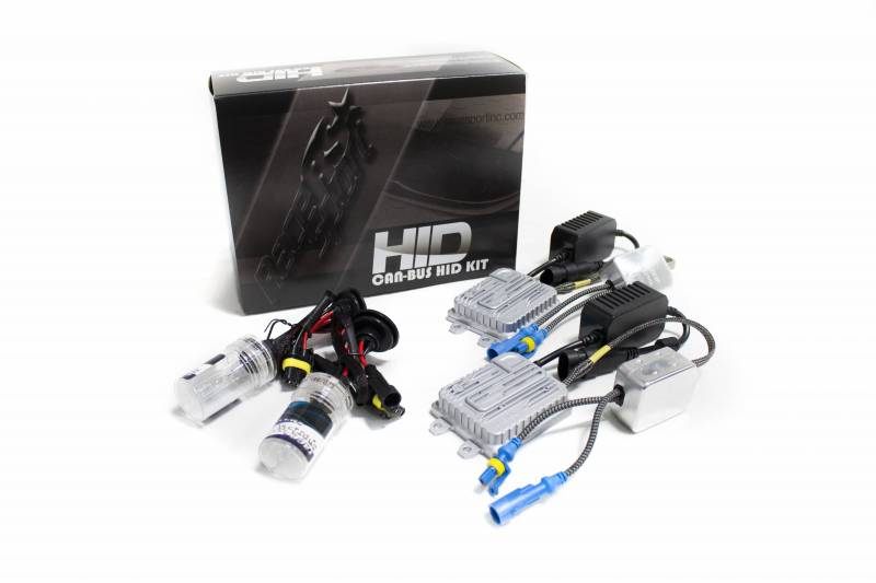 Race Sport True Bi-Xenon HID KIT H4-4-6K-SLIM