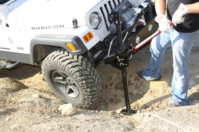 Hi-Lift Jack Off-Road Accessory Kit ORK