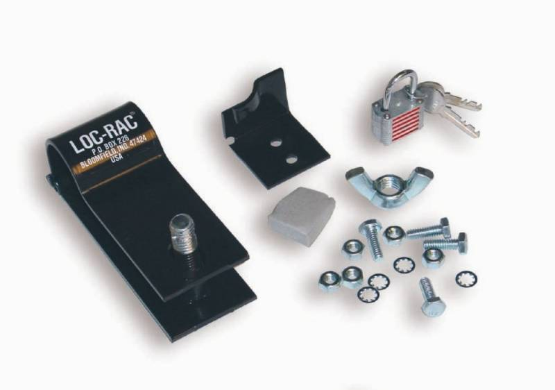Hi-Lift Jack Loc-Rac Mounting System Locks LR-200