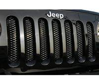 Rampage Jeep 2007-2014 3d Grille 86513