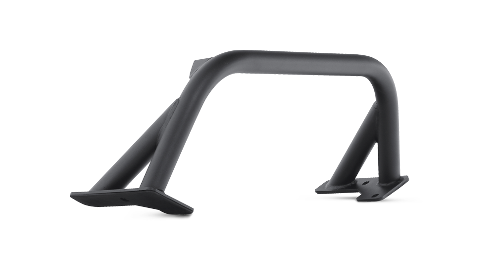 Body Armor 2018-2020 Jeep Wrangler JL 2019-2020 Gladiator JT Tube Grille Guard Bolt On Adjustable Light Mount JL-5124