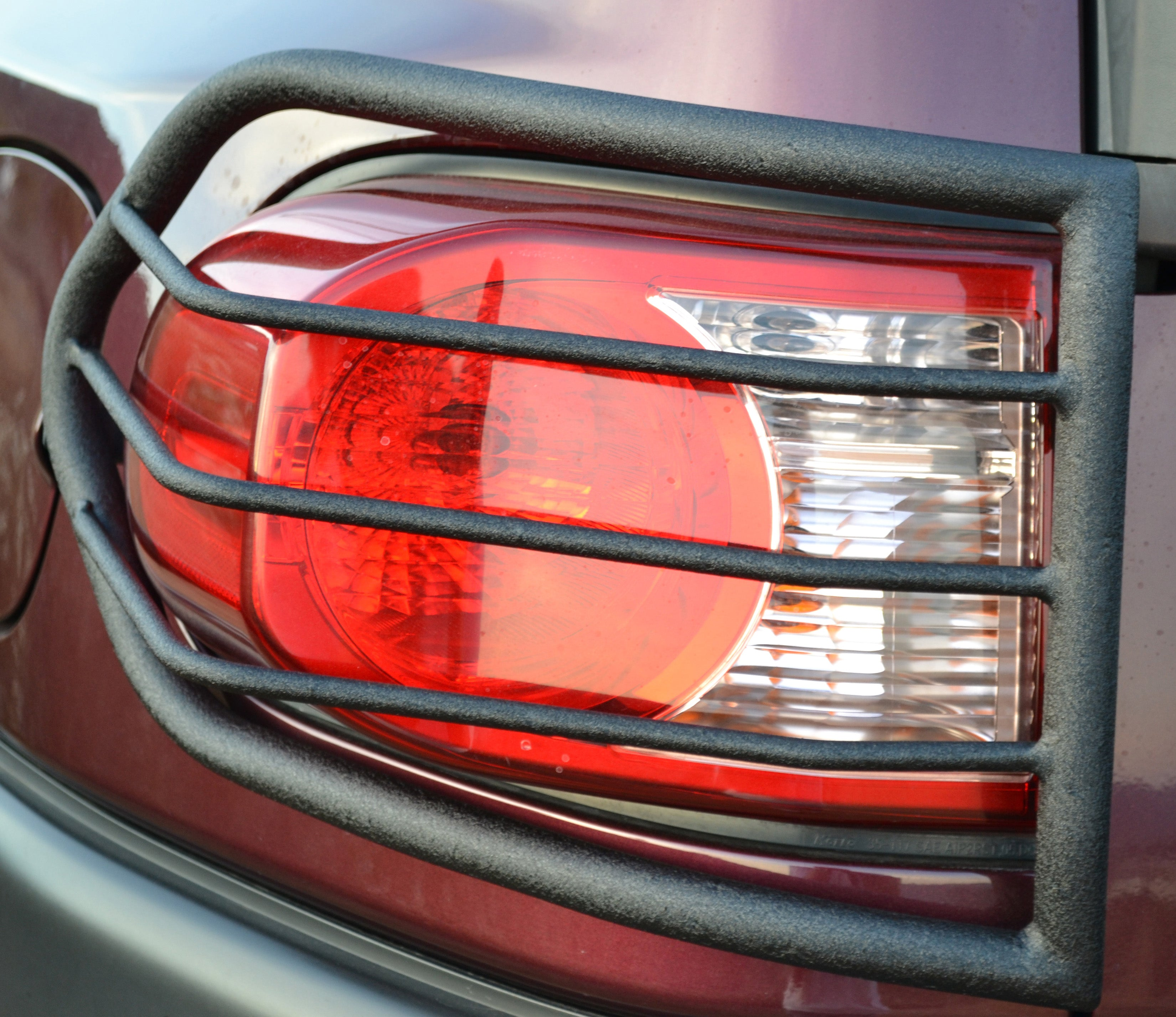 Body Armor 2007-2014 Toyota Fj Cruiser Accessories Tail Light Guard Not Applicable FJ-7135