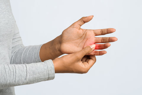 Hand and joint mobilization