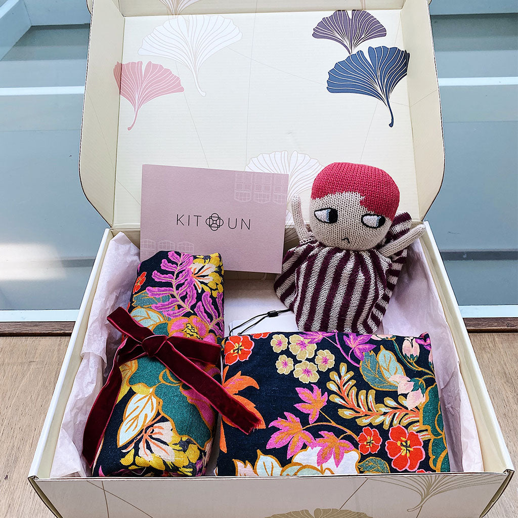 Kiki Doll Gift Set