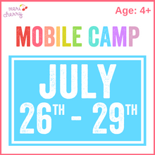 Load image into Gallery viewer, July 26th - 29th | Mobile Camp Deposit & Reservation