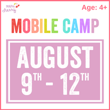 Load image into Gallery viewer, August 9th - 12th | Mobile Camp Deposit & Reservation