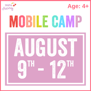 August 9th - 12th | Mobile Camp Deposit & Reservation