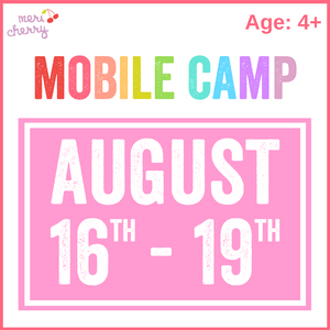August 16th - 19th | Mobile Camp Deposit & Reservation