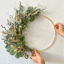 Load image into Gallery viewer, Nature Wreath Craft Night