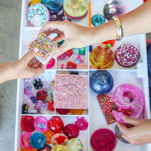 Resin for Beginners Downloadable Class