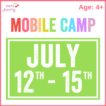 Load image into Gallery viewer, July 12th - 15th | Mobile Camp Deposit & Reservation
