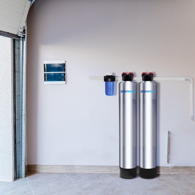 Get The Facts: Salt Versus Salt Free Water Softeners