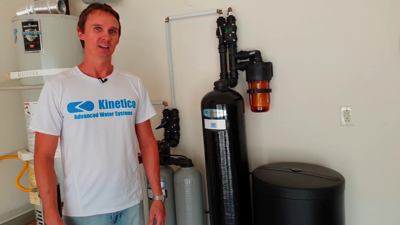 Kinetico Water Softener Reviews