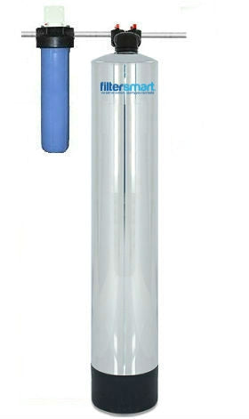 Premium Whole House Water Filter PRO Series- FS1000PRO- Catalytic (Chloramine) 1 Million Gallon