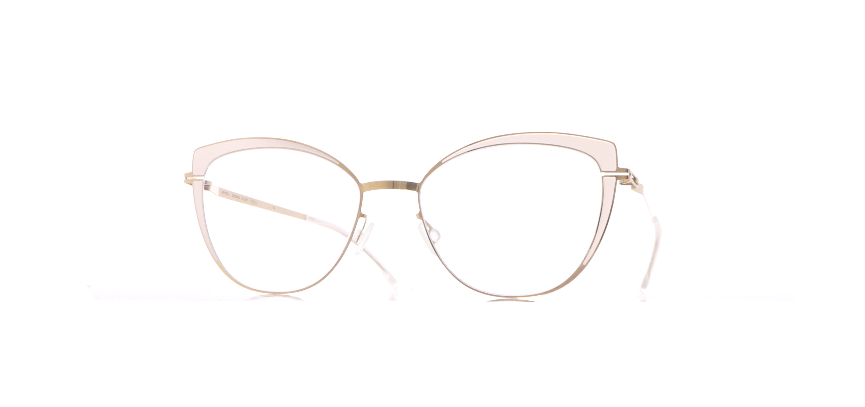 Mykita-Kelsey-Champagne-Gold-Jet-Black-luxury-eyewear-Reimbold-Eye-Group-North-Atlanta-GA-eye-doctor-exams
