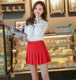 Sweet Cute Girls Dance Mini Skirt Cosplay skirt