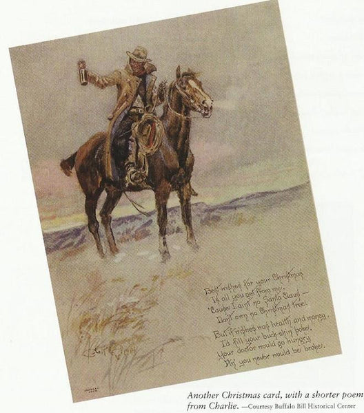 Christmas in the Old West Book - North Pole West Cowboy Christmas Store - 4