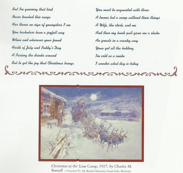Christmas in the Old West Book - North Pole West Cowboy Christmas Store - 2