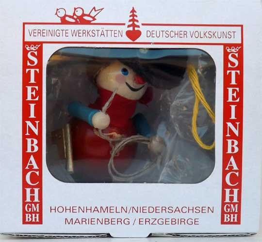 Steinbach Cowboy Ornament - North Pole West Cowboy Christmas Store - 3
