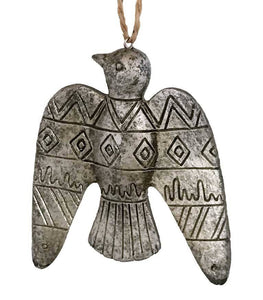 Native American Style Ornament - Eagle