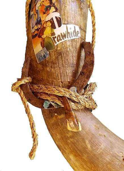 "Wild West Wreath ""Rawhide"" - North Pole West Cowboy Christmas Store - 3"