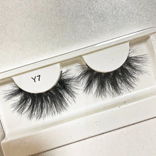 Load image into Gallery viewer, Y7 3D faux mink lashes