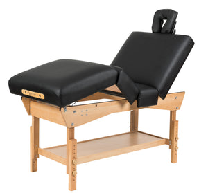 Classic 4-Section Stationary Massage Table, SC-2002