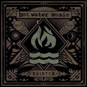 Hot Water Music - Exister LP - Vinyl