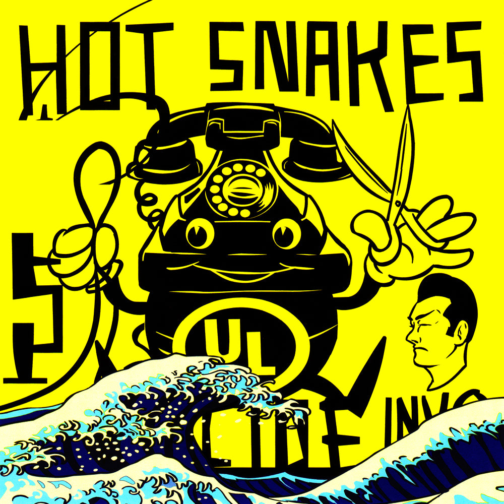 Hot Snakes - Suicide Invoice LP / Tape - Vinyl