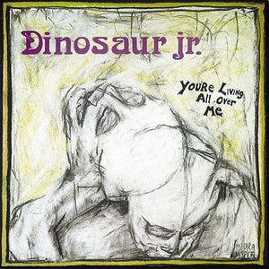 Dinosaur Jr. - You're Living All Over Me LP - Vinyl