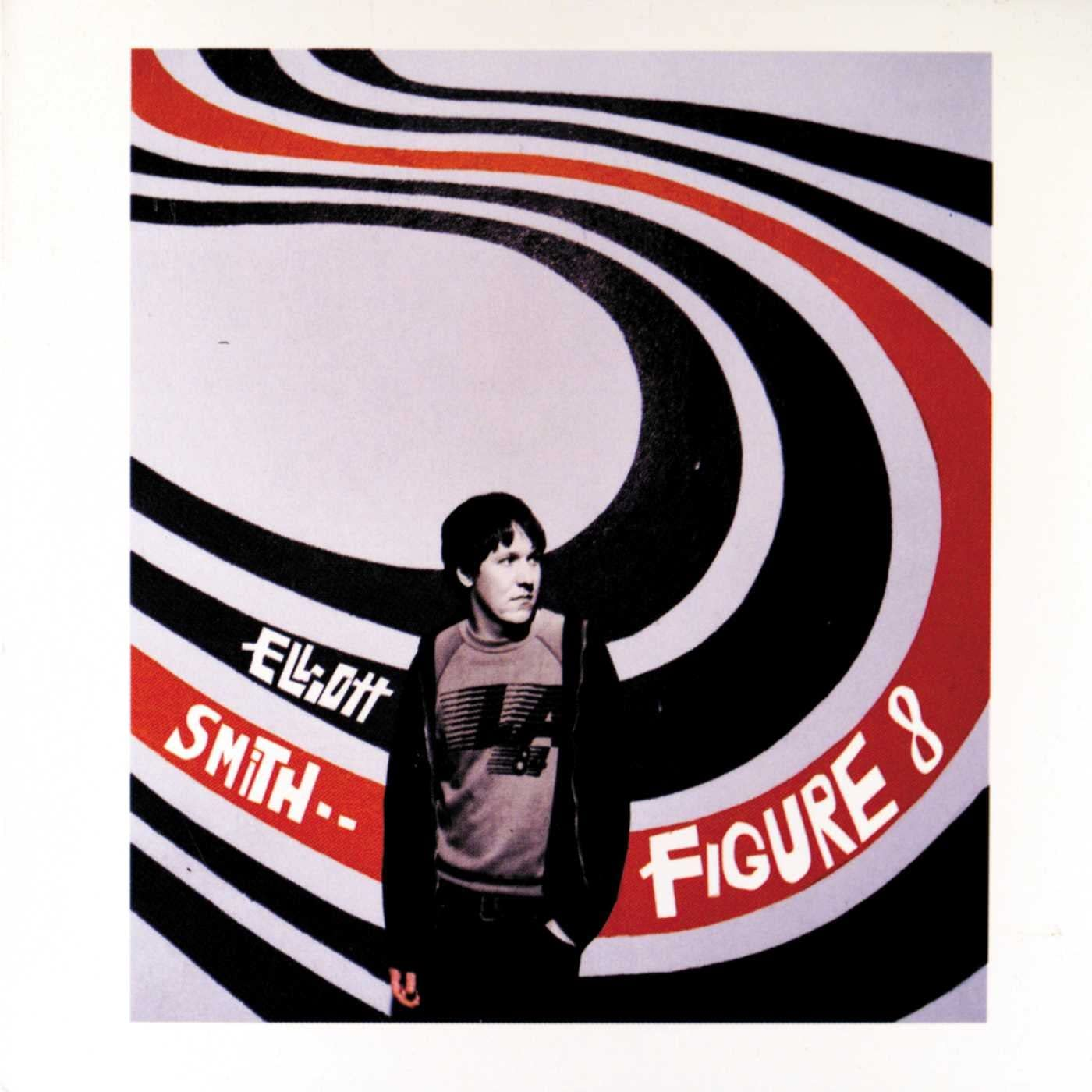 Elliott Smith - Figure 8 LP - Vinyl