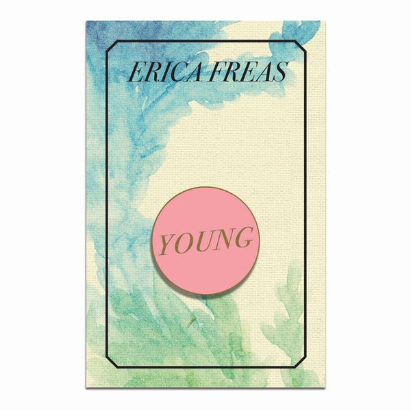 Erica Freas - Young LP / CD