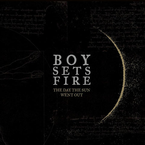 Boysetsfire - The Day The Sun Went Out LP