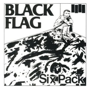 "Black Flag - Six Pack 12"" - Vinyl"