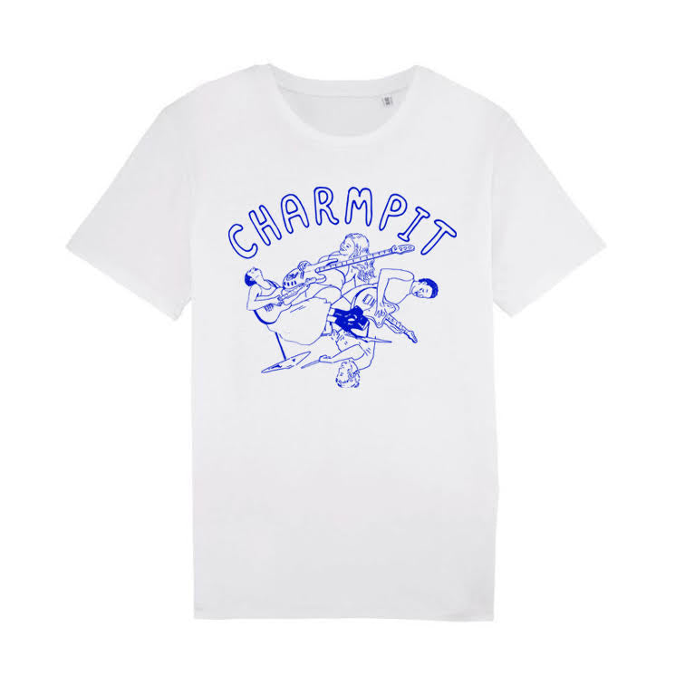 Charmpit - 'Cause A Stir' Shirt - Merch