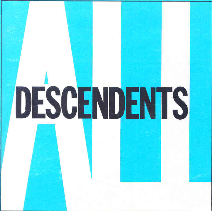 Descendents - All LP - Vinyl