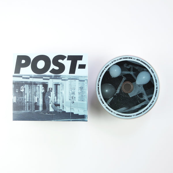 Jeff Rosenstock - POST- LP / CD