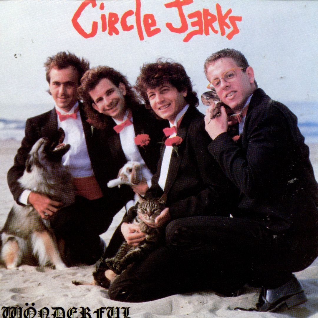 Circle Jerks - Wönderful LP - Vinyl
