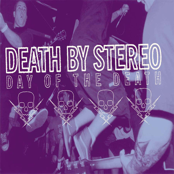 Death By Stereo - Day Of The Death LP - Vinyl