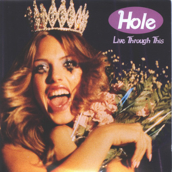 Hole - Live Through This LP - Vinyl