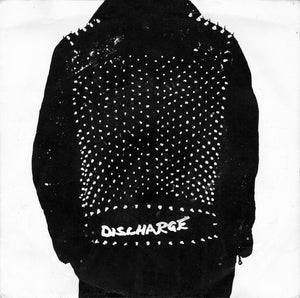 "Discharge - Realities Of War 7"" - Vinyl"